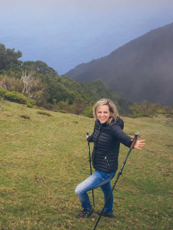 Madeira with Linda - Nordic walking profile picture