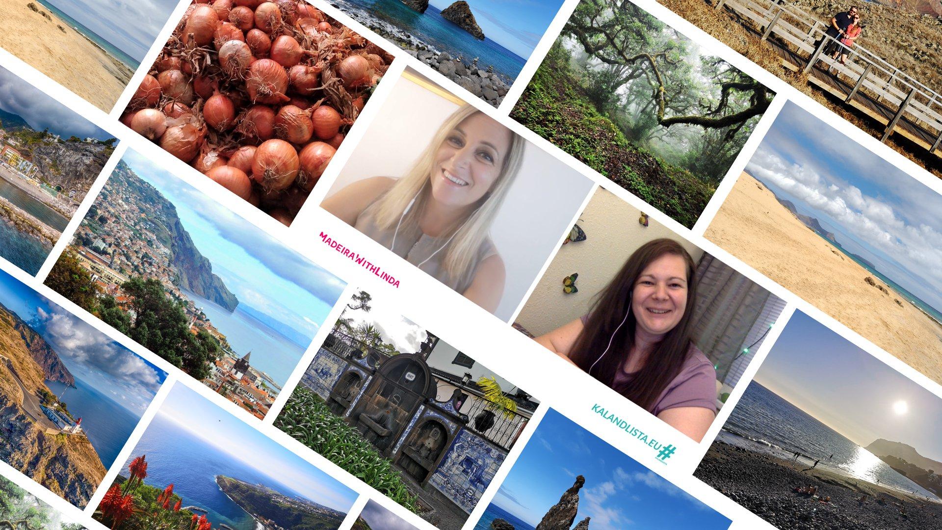 Virtuális utazás és utazás tervezés Madeira